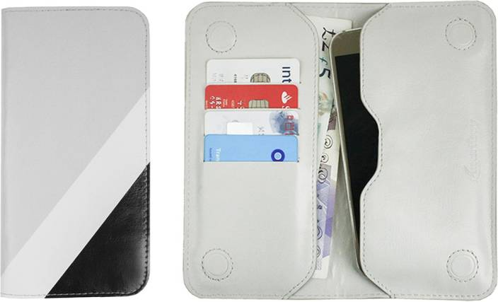 Emartbuy Wallet Case Cover for Huawei Ascend XT2 - Emartbuy