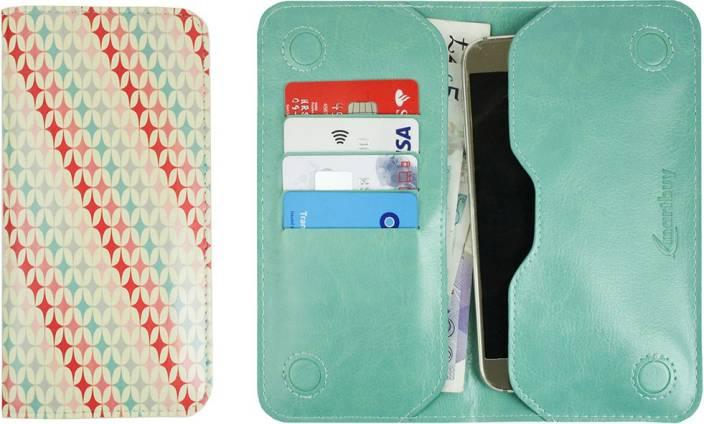 official photos 0372d 14f8a Emartbuy Wallet Case Cover for BLU Dash XL - Emartbuy : Flipkart.com