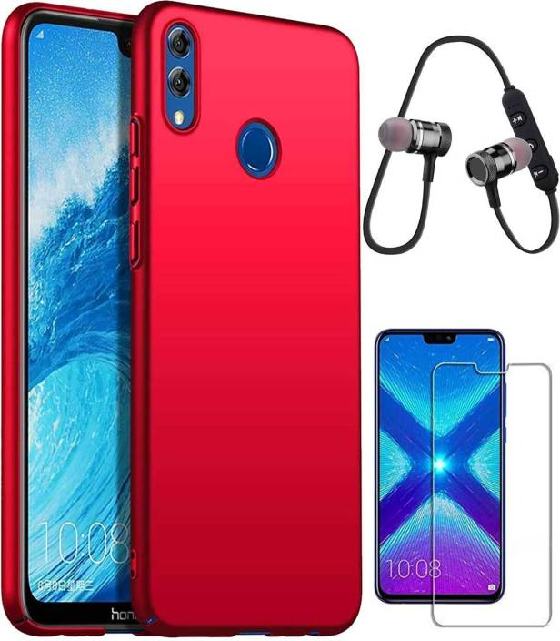 TBZ Cover Accessory Combo for Honor 8X Price in India - Buy TBZ