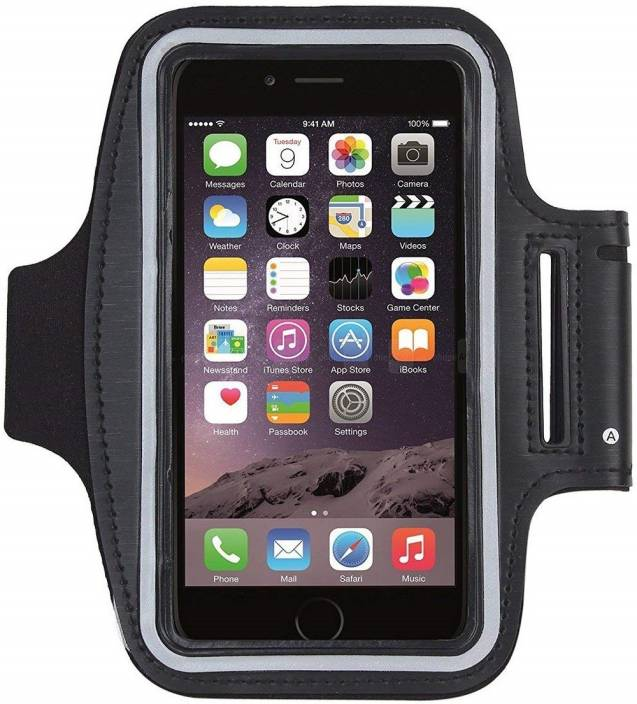 huge discount 9f9f6 26e05 Fedus Sports Running Jogging Gym Armband Case Cover Holder Compitbale for  all smart phones till 5.5