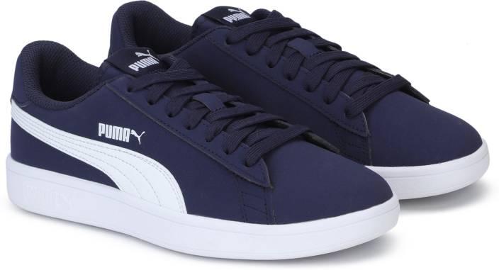 1401d946071 Puma Smash v2 Buck Peacoat Sneakers For Men - Buy Puma Smash v2 Buck ...