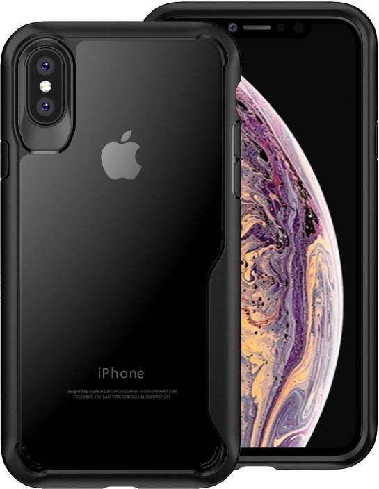 CRodible Bumper Case for Apple iPhone Xs (Space Grey, 4GB