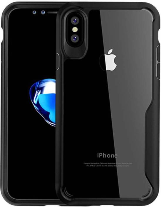 CRodible Bumper Case for Apple iPhone XS Max (Silver, 512 GB
