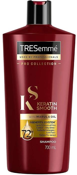TRESemme Pro Collection Keratin Smooth Shampoo - Price in