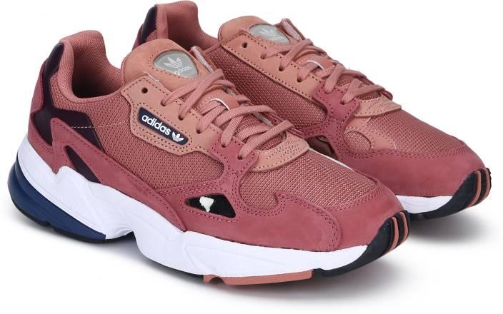 online retailer 39117 443e6 ADIDAS ORIGINALS FALCON W Running Shoes For Women (Multicolor)