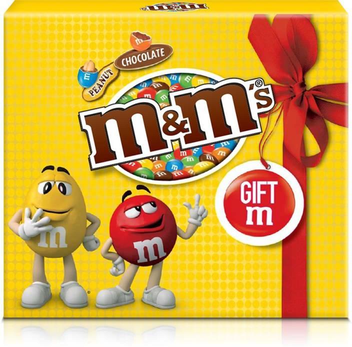 m&m's Chocolates Gift Pack Truffles  (200 g)