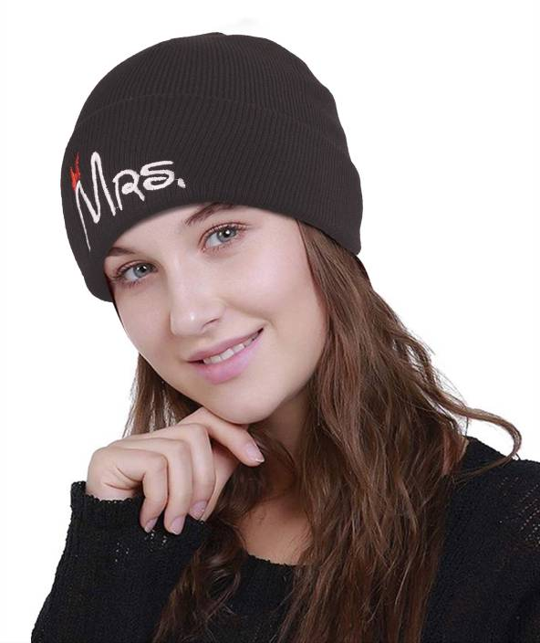 07f032c39c43ff DRUNKEN Solid Women's Winter Caps for women Woolen Plain Skull Knit Beanie  Cap Warm Cap Black Freesize Cap - Buy DRUNKEN Solid Women's Winter Caps for  women ...