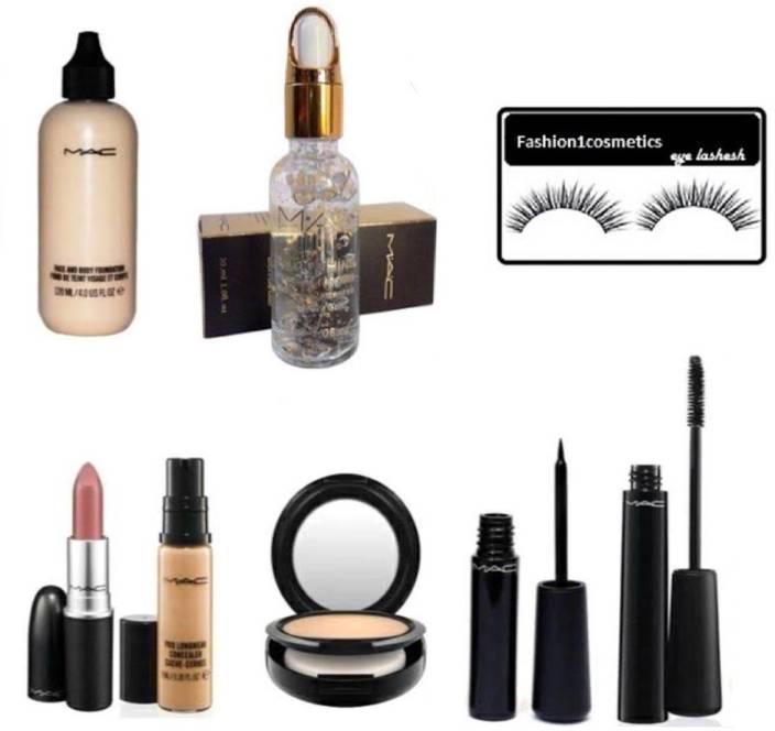 FASHION1COSMETICS Combo of professional makeup kit (Set of 8) (Set of 8)