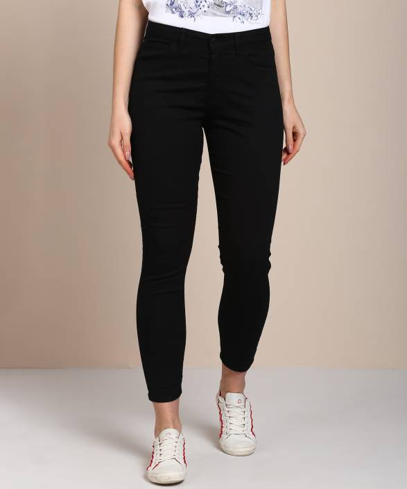 801deaf83e9054 Marks & Spencer Black Jegging Price in India - Buy Marks & Spencer ...