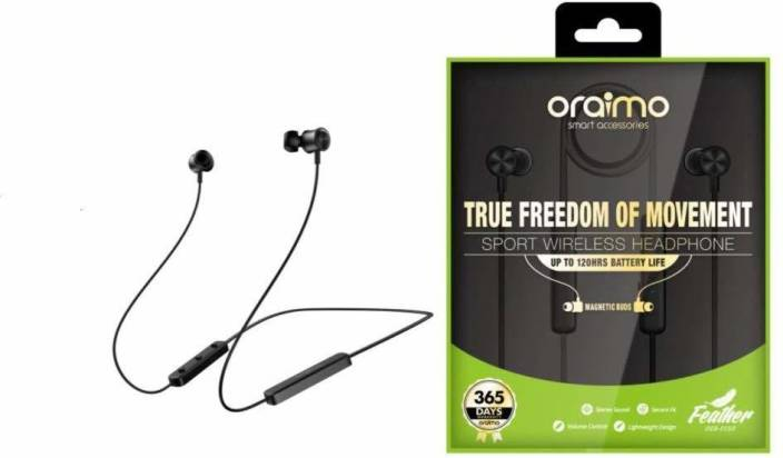 d9176122748 Oraimo 55D Bluetooth Headset with Mic Price in India - Buy Oraimo ...