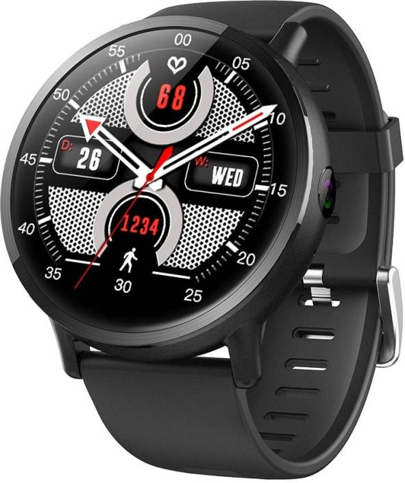 5f75b5e6c LEMFO LEMX 4G LTE - Android 7.1 8MP GPS WiFi Smartwatch Price in ...