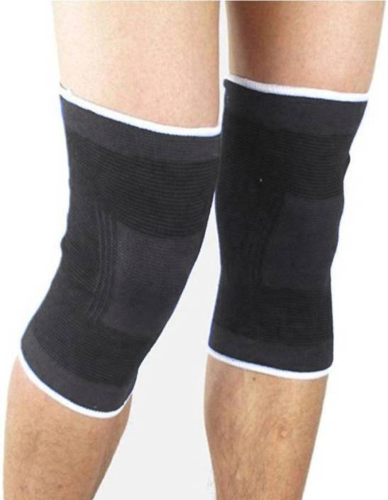 a5046e0b5369 Leosportz Knee Cap,Knee support,knee guard Free size (Pair) Knee Support  (Blue)