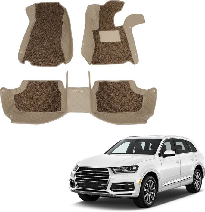 Autofurnish Vinyl 5D Mat For Audi Q7 Price in India - Buy