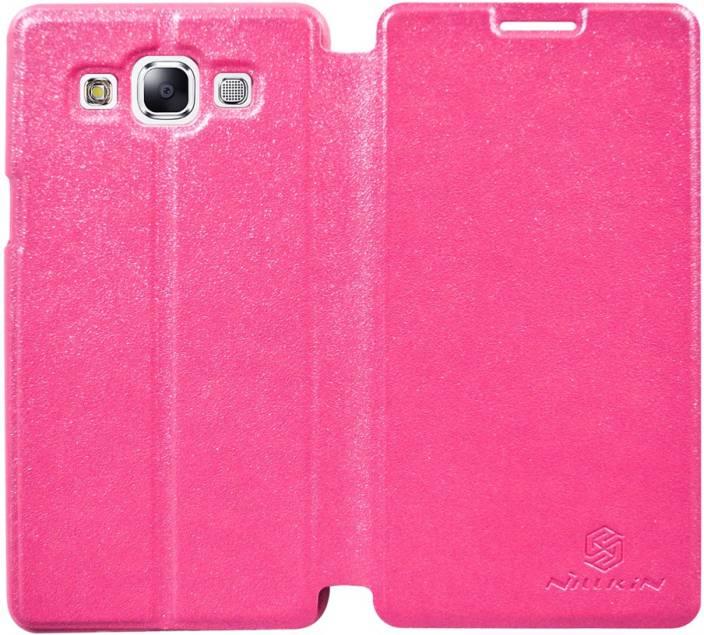 sale retailer b7a24 98f16 Coverage Flip Cover for Samsung Galaxy E5 - SM-E500HZKDINS/INU ...