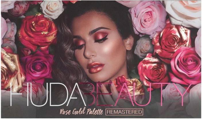 Huda Beauty Rose Gold Palette 18 G