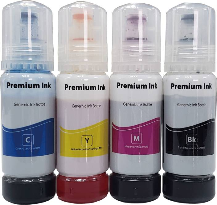 proffisy Ink Refill for Epson 001 003 Compatible Epson L5190 , L3150
