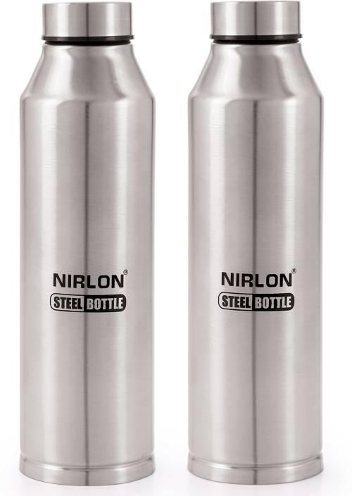4171c238496 NIRLON Stainless Steel 2 Piece Freezer Water Bottle Set