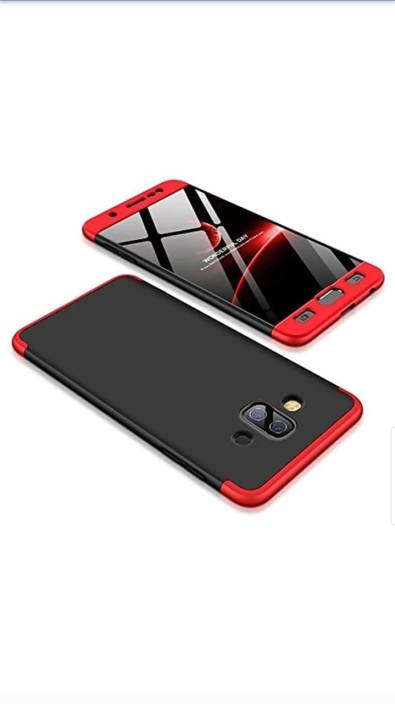 6c5be02b9e4 sadgatih Front   Back Case for SAMSUNG GALAXY J7 DUO ( RED   BLACK ...