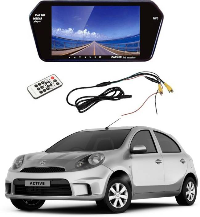 AYW AYW 7 inches Car Rear View Full HD Touch Mirror Mount