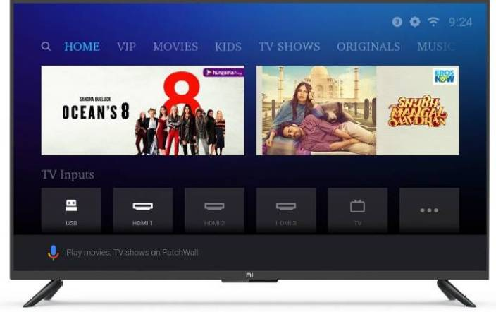 Mi LED Smart TV 4A Pro 123 2 cm (49) with Android