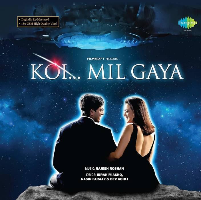 Koi Mil Gaya Vinyl Standard Edition Price in India - Buy Koi Mil