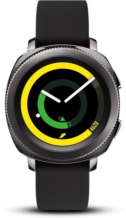 Samsung Gear Sport black Smartwatch Price in India - Buy