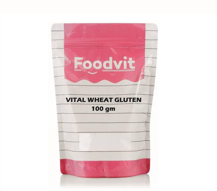 Foodvit Vita lWheat Gluten Powder 100g Baking Powder Price