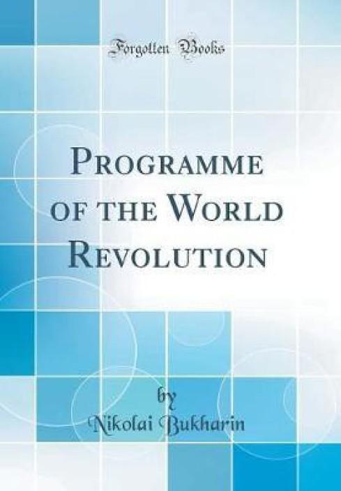 Programme of the world revolution