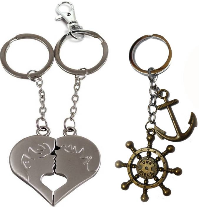 MGP Fashion Steering wheel Romentic couple metal high quality for  multipurpose girl boy men women best party gift keychains keyring combo Key  Chain Price in ... 53a2d9e8c