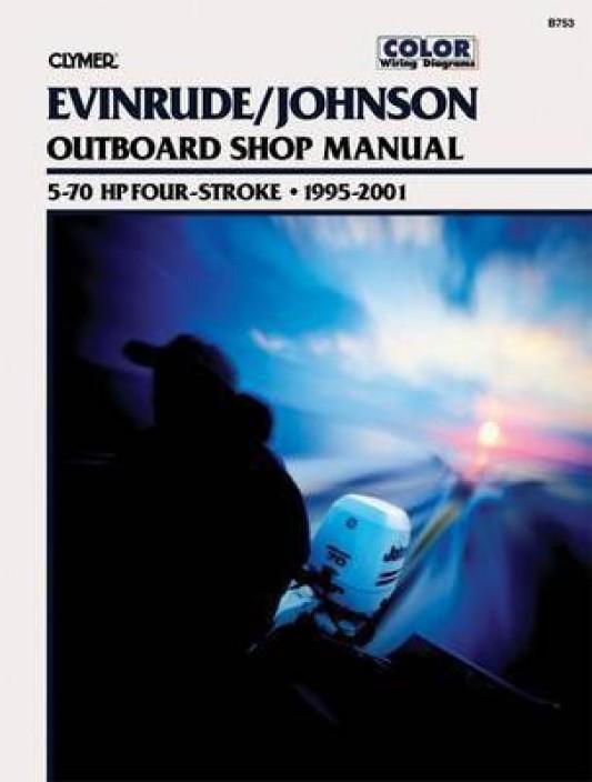 Evinrude//Johnson 2-40 HP OB 73-1990