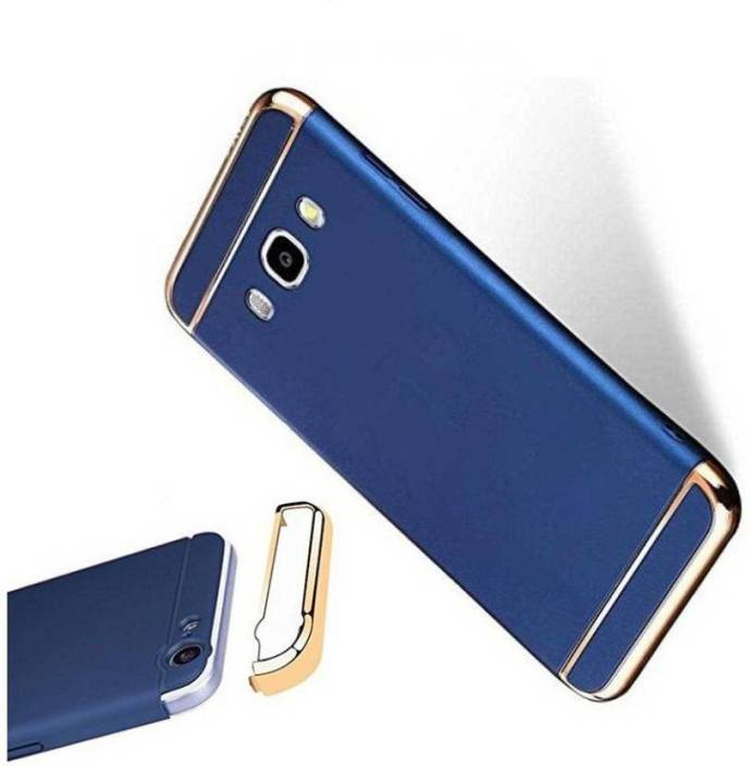 huge discount 9a3b4 d1cd2 Electronicity Front & Back Case for Samsung A8 Plus, 360 Degree 3 in ...