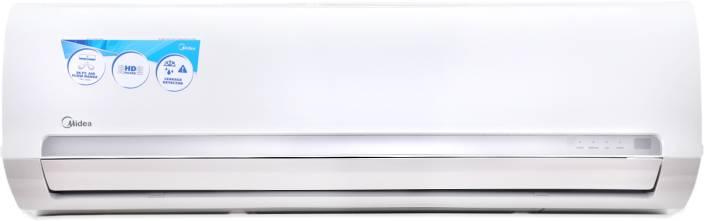 Midea 1 5 Ton 3 Star Split AC - White
