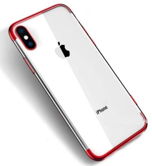 67f80baf47d MobiTussion Back Cover for Apple iPhone XS Max (Red)