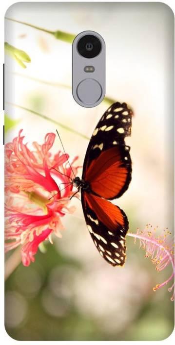 BUYMORE Back Cover for Mi Redmi Note 4 (Multicolor, Grip Case, Silicon)