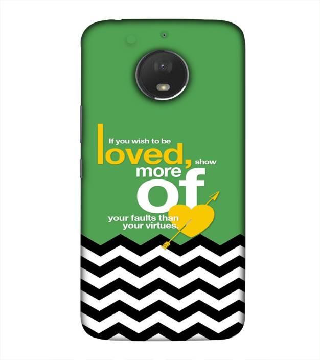 pretty nice 5d086 038b2 PRINTAXA Back Cover for Motorola Moto E4 Plus, Motorola Moto E Plus ...
