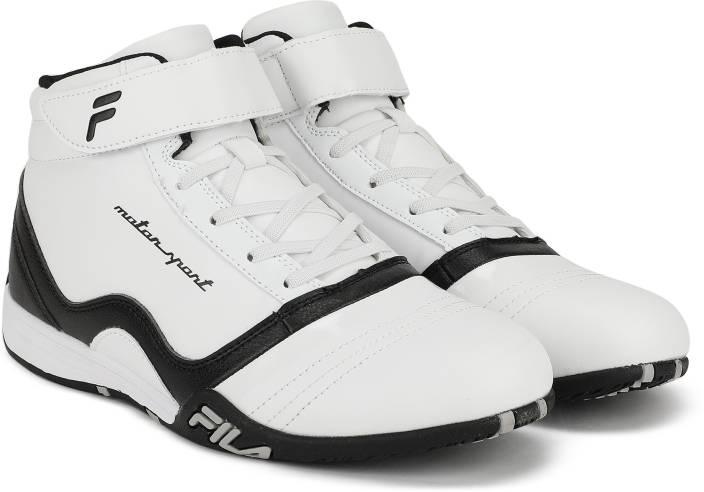 c296e79e4b Fila MARCOS PLUS HIGH SS 19 Motorsport Shoes For Men - Buy Fila ...