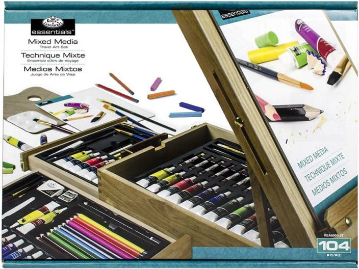 3ddd162dcc0e6 Royal & Langnickel The All Media Easel Artist Set - The All Media ...