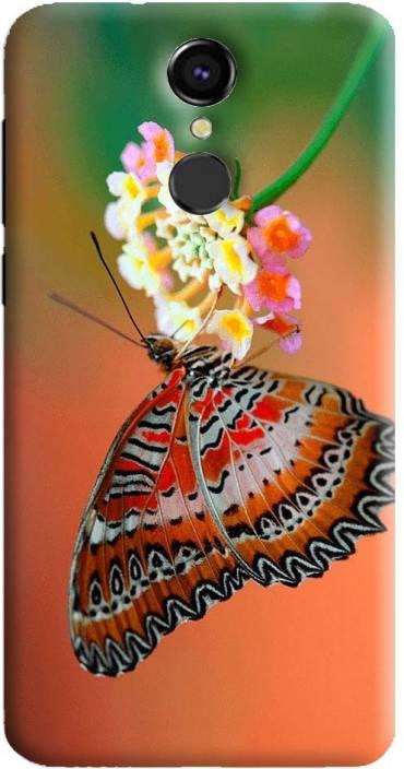 E Trail Back Cover for Mi Redmi Note 4 (Multicolor, Waterproof, Silicon)