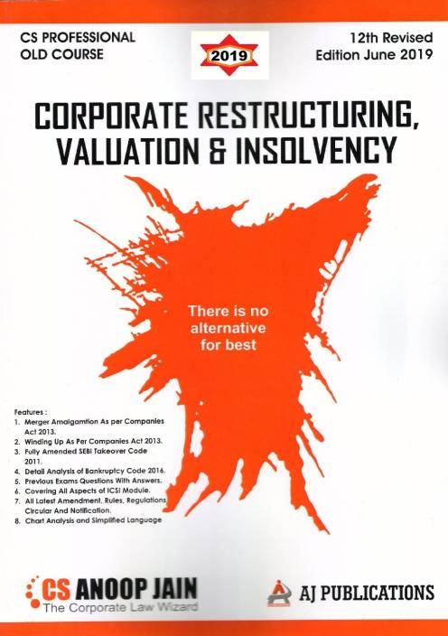AJ Publication's Corporate Restructuring, Valuation