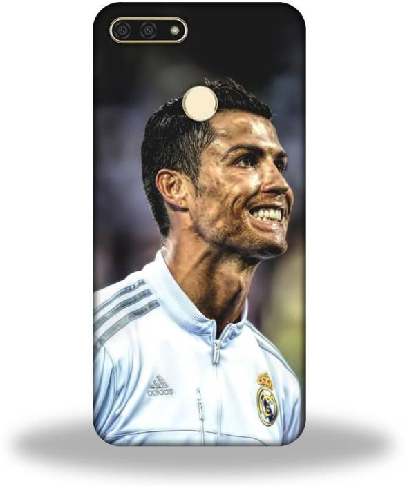 on sale d0938 ba8cd Mapple Back Cover for Honor 7A (Cristiano Ronaldo) - Mapple ...