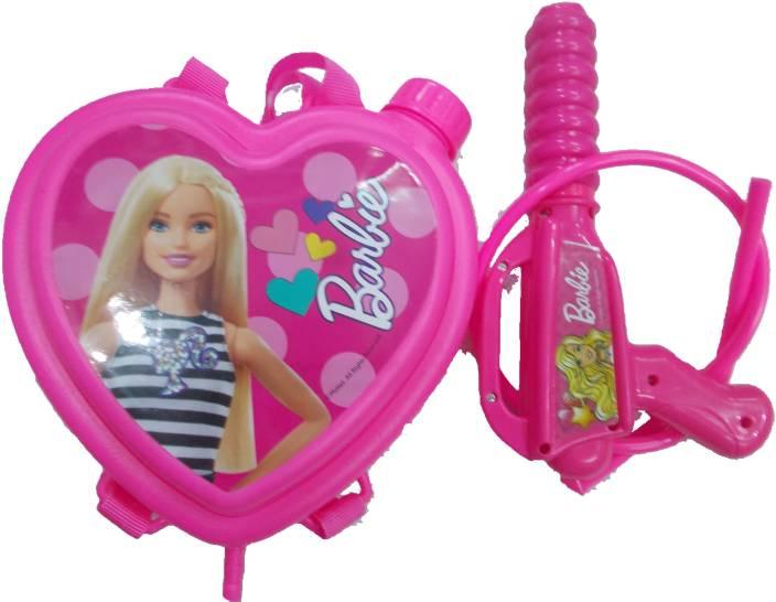 642bb87a23 Startoys Barbie Holi Water Gun with High Pressure, Back Holding Tank,New  Arrival Pichkari Water for Holi, Water Gun with Tank Pichkari for Kids  (Pink)