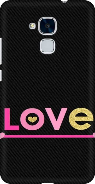 the latest 35cf7 57b7e ZYNK CASE Back Cover for Huawei Honor 5C - ZYNK CASE : Flipkart.com