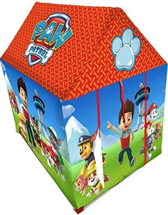 0132c6e0c0a3a Sajani Paw Patrol Kids Indoor & Outdoor Play Tent House - Paw Patrol ...