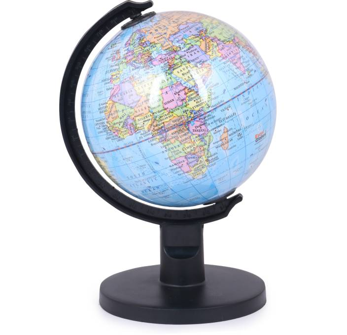 Skee Educational Laminated Desk And Table Top Political World Globe Desk Globe Educational Globe Political Globe Study Globe World Globe