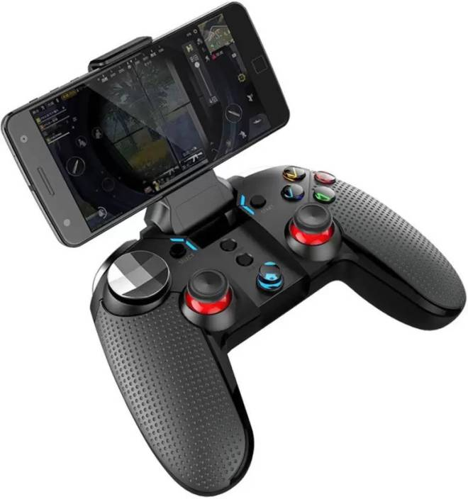 PTCMart PG-9099 Wireless Bluetooth Dual Motor Turbo Gamepad