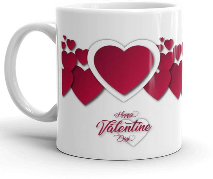 Earnam Craft Heart Design Gifts For Girlfriend Love Valentine Gift
