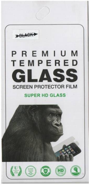 Black Arrow Tempered Glass Guard for LG Rebel 3 - Black Arrow