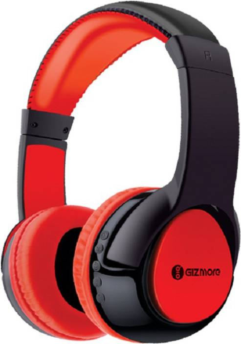 Gizmore Headphone GIZ MH402 Bluetooth Headphone Price in India - Buy