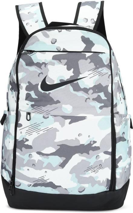 Nike NK BRSLA XL BKPK NA AOP 11 L Laptop Backpack