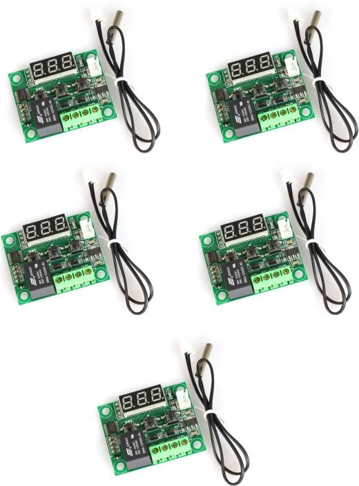 arduino w1209 Temprature display and controller Module (Pack of 5